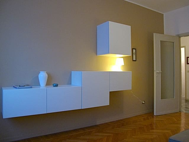 Grazioso appartamento metro Gambara