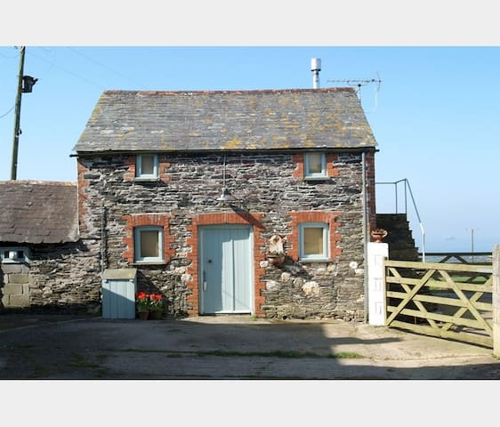 Rustic cottage with amazing views! - BOSCASTLE - Ev