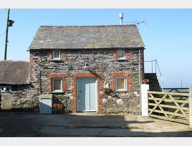 Rustic cottage with amazing views! - BOSCASTLE - Huis