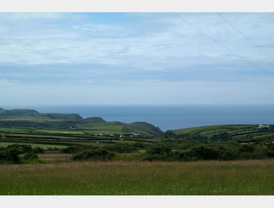 Rustic cottage with amazing views! - BOSCASTLE - House