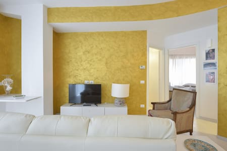 A stylish  flat with a magic garden - Rome - Apartmen