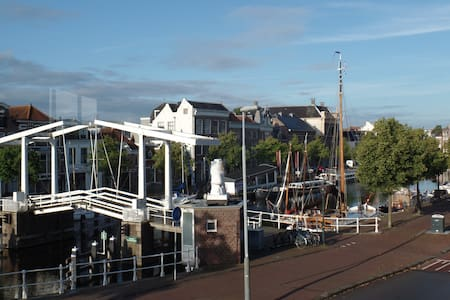 Apartment with great views in centre of Haarlem! - Haarlem