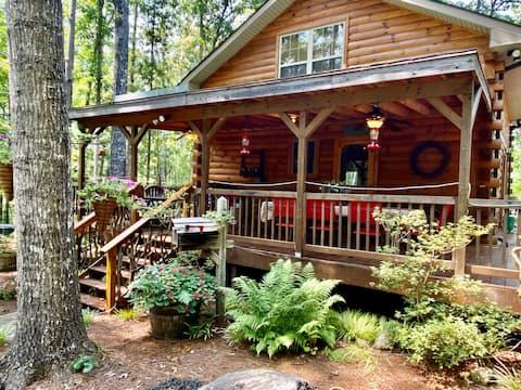 Napaw Mountain Log Cabin~Mountain High Experience