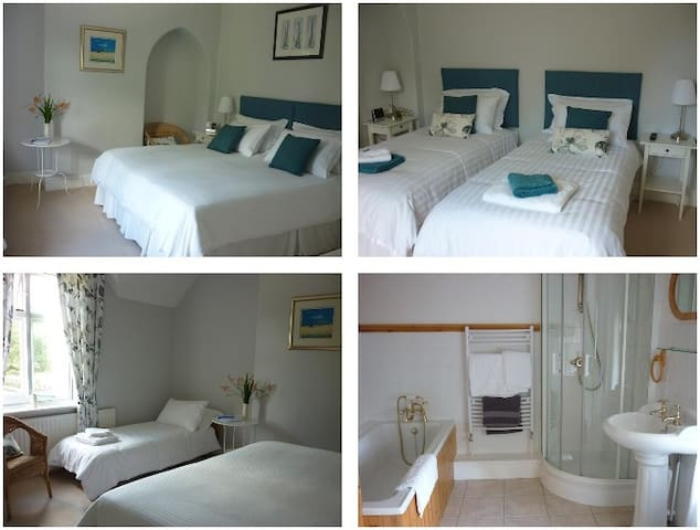 'Oak' en-suite by Nature Reserve - Wareham - Bed & Breakfast