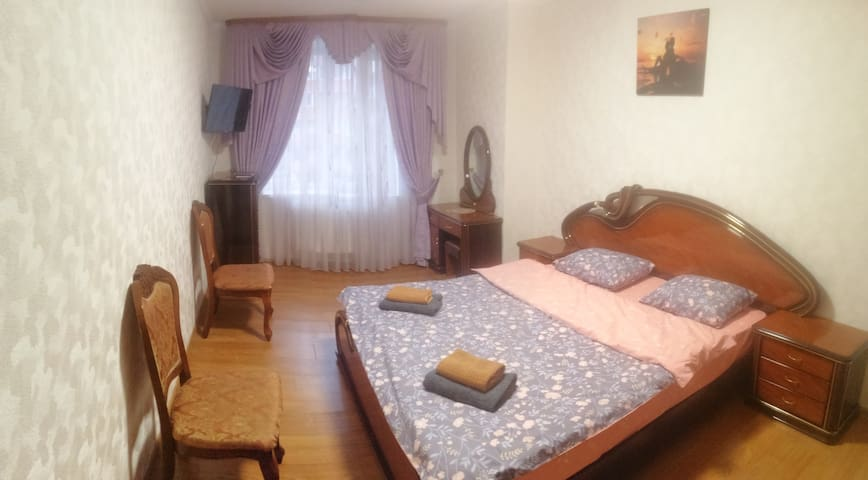 Уютная и светлая квартира на Подоле