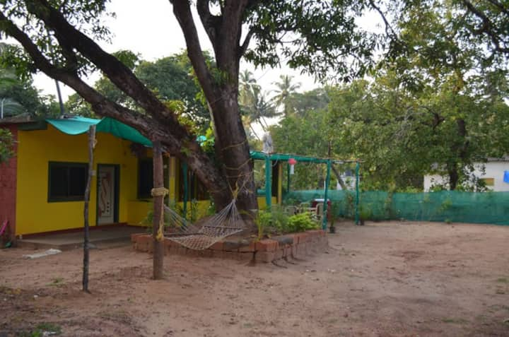 Krupasagar home stay,near wairy beach few min walk
