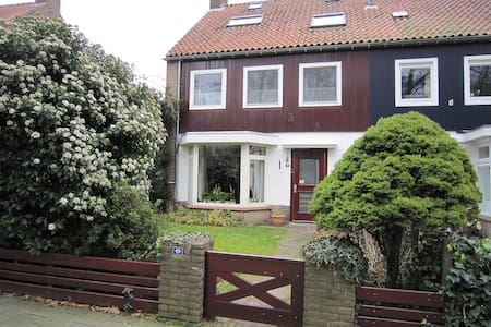 B&B De Erker in prachtige omgeving - 's-Hertogenbosch - Aamiaismajoitus