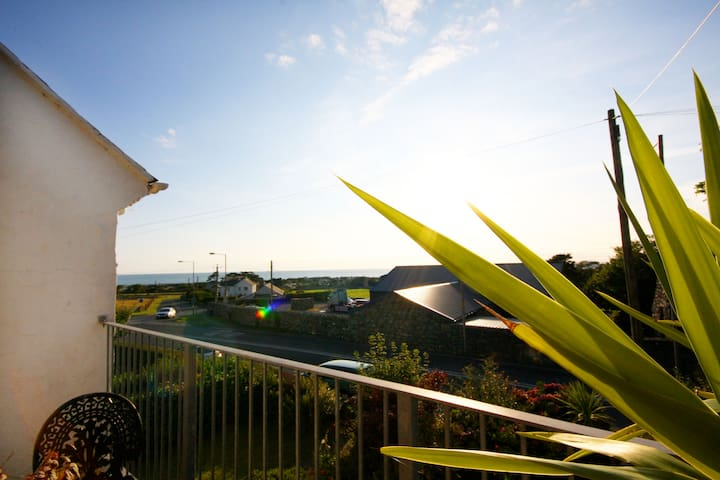 Coastal B&B in Snowdonia. 2/3 pers. - Tal-y-bont - Bed & Breakfast