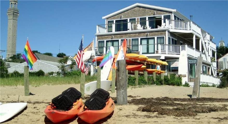 Newest luxury beachfront condos in Provincetown !