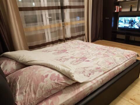 Квартира-студия на ул. Московская, 62