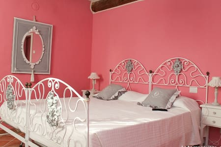Camera Romantica B & B La Torre - Revere - Bed & Breakfast
