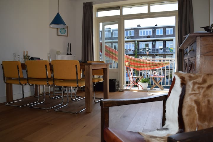 Great app near Jordaan +2 bikes - Amsterdam - Apartment