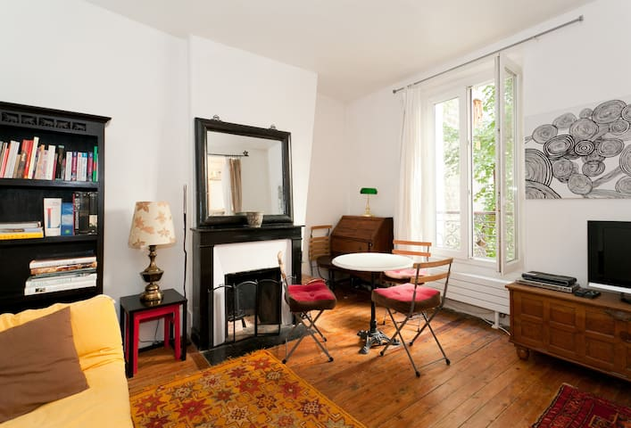 Charming flat close to Eiffel Tower