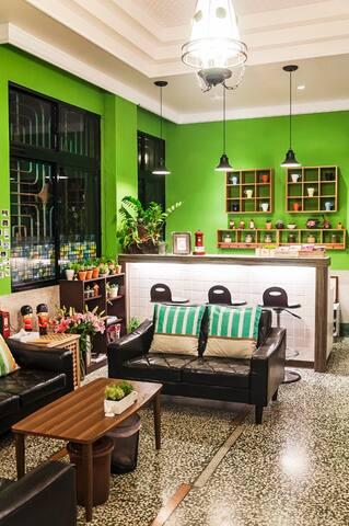 Dun-Lan's  House-古典雙人房(獨立衛生間) - 嘉義市 - ที่พักพร้อมอาหารเช้า