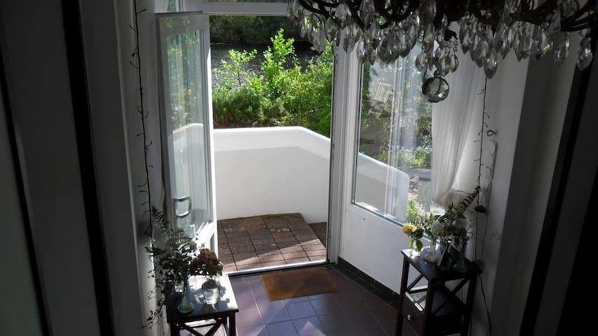 1. Der Eingangsbereich