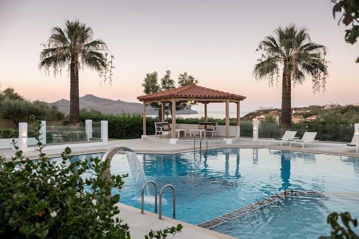 Ag Marina Crete gardenview 2/3 pers