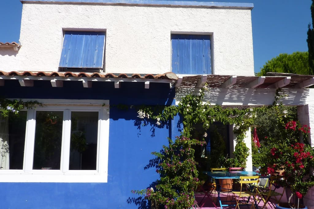 Chambre dans grande maison jardin houses for rent in - Maison jardin morgan city louisiana marseille ...
