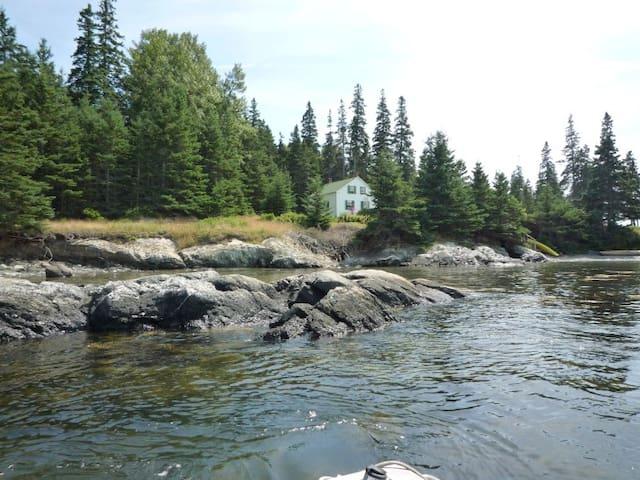 19th Century Island Cottage - Deer Isle - Dům
