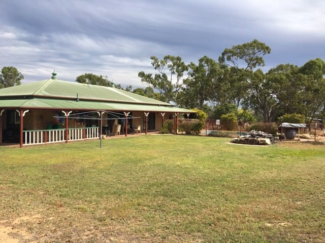 A quiet retreat in Charters Towers
