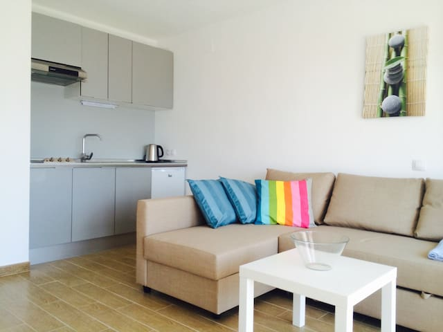 Cozy studioflat next to the beach - Palma de Mallorca - Flat