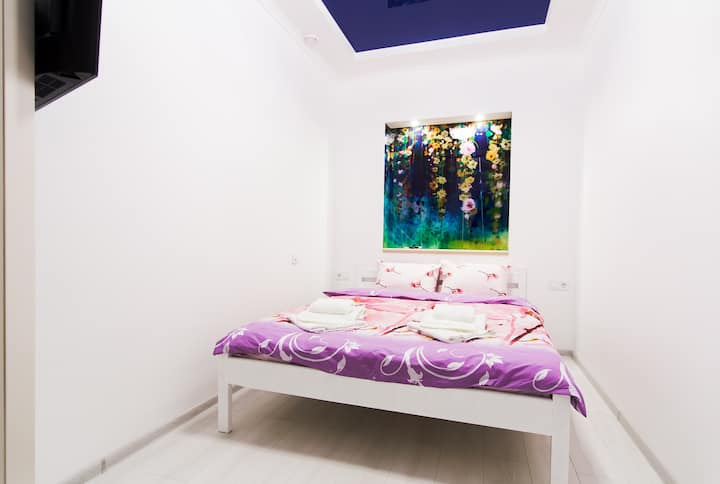 Cool & Stylish 2 Beds on Deribasovskaya 10