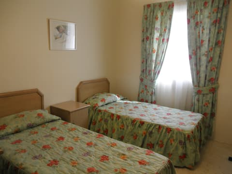 Bugibba, double room  250 m from the sea