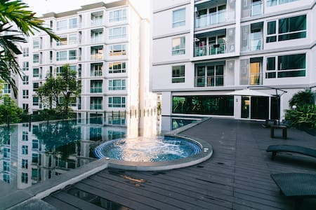 Sukhumvit BTS/NewCozy 1BR/Punawithi - Bangkok - Lejlighed