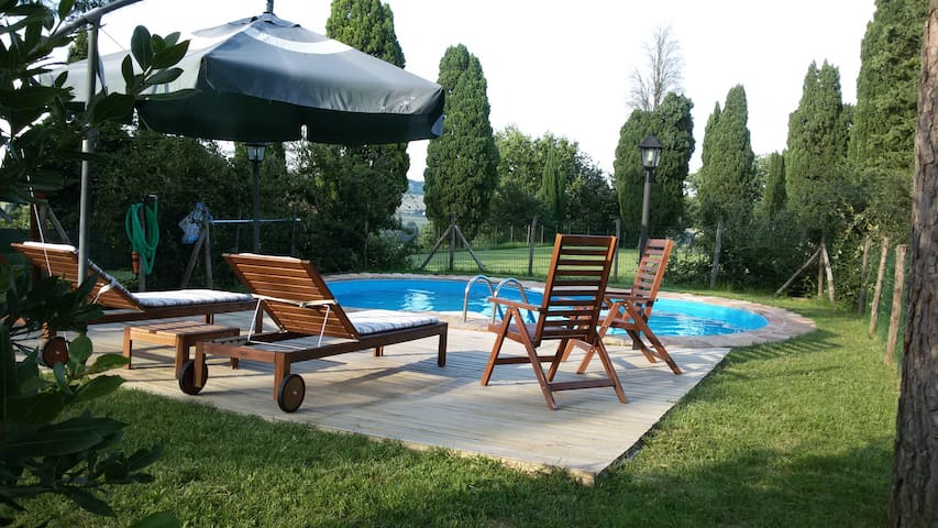 Cottage in Riserva Naturale Fiastra - Urbisaglia - Casa