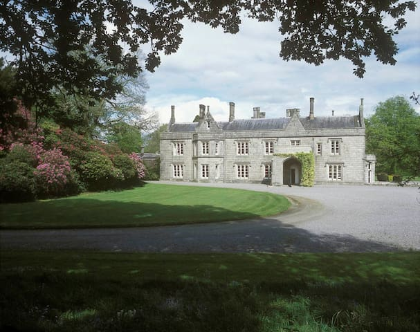 Lisnavagh House - Rathvilly - Casa