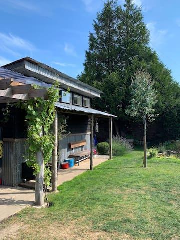 The Goatkeeper's Cottage