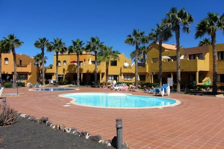 Central apartment with pool - Corralejo