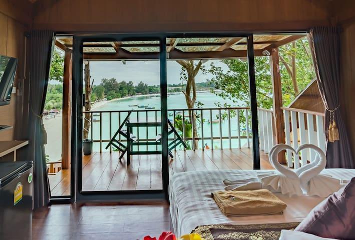 Superior Sea View - Chareena Hill Beach Resort