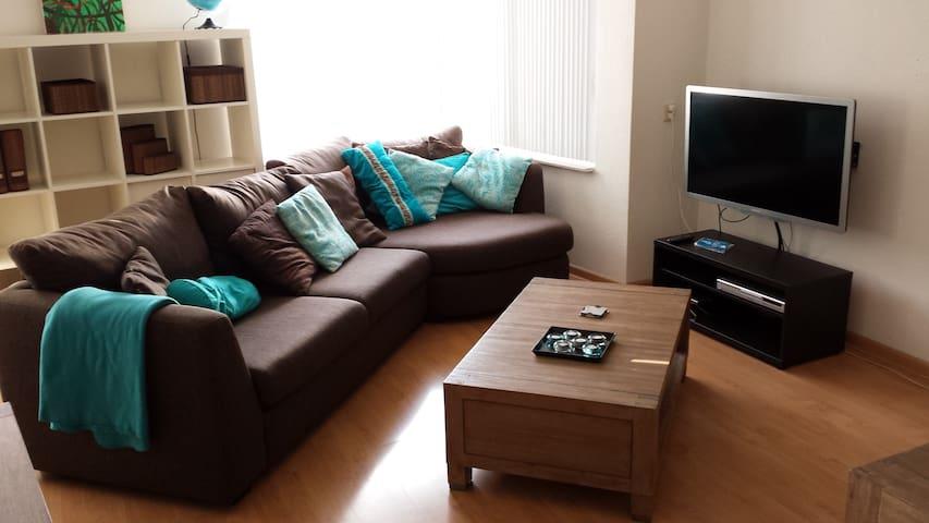 Apartment near Rotterdam - Schiedam - Apartemen
