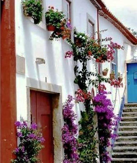 Casa Maria - Entrada