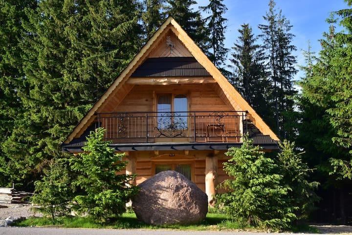 Domek u Bobaków w pobliżu  Zakopanego