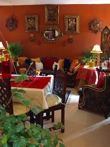 Cálido espacio para 2 en Gto. - Guanajuato