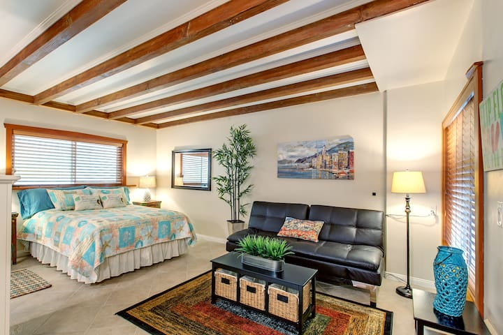 Fantastic Hideaway by the Sea ***** - San Diego - Apartment
