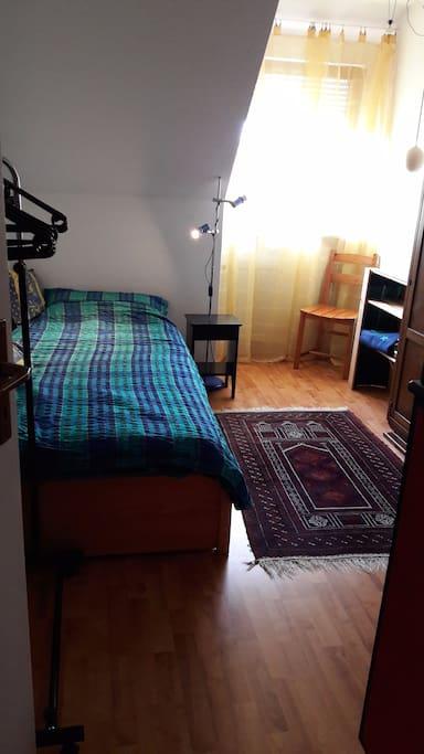 Einzel Zimmer