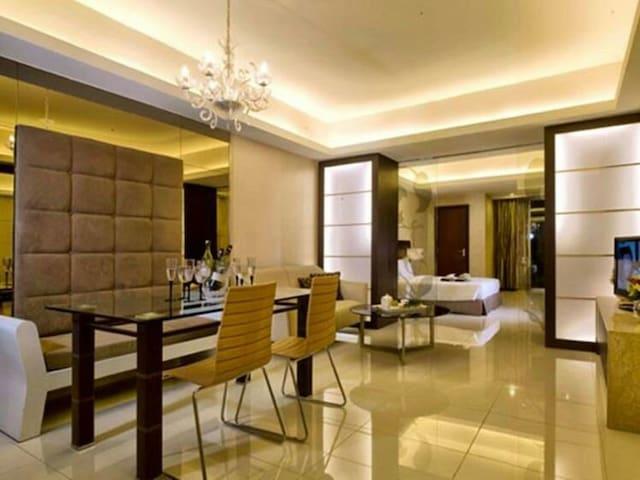 高级舒适的尊贵私人公寓 - กัวลาลัมเปอร์ - อพาร์ทเมนท์