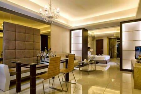 高级舒适的尊贵私人公寓 - Kuala Lumpur