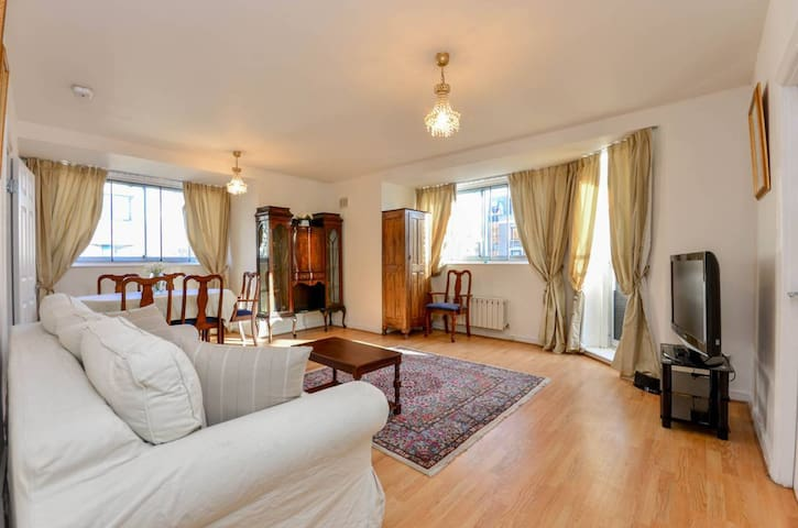 One-bedroom flat in central London - London - Apartment