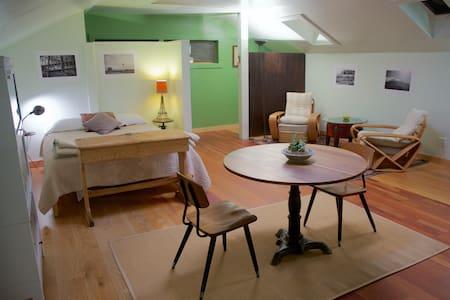Studio Apartment in Historic Mill - Bristol - Apartment