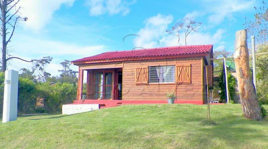 Alquilo cabaña en Piriapolis-San Francisco 2 dorm. - Piriápolis - Casa