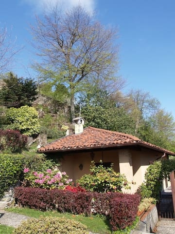 Beautiful villa 3 km from Stresa - Stresa - Casa