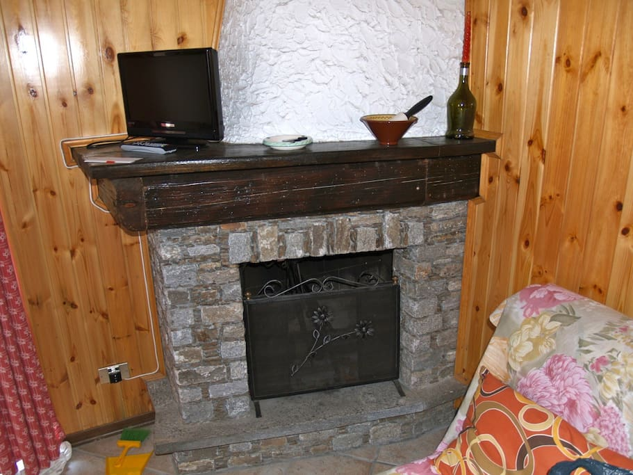Caminetto - Fireplace