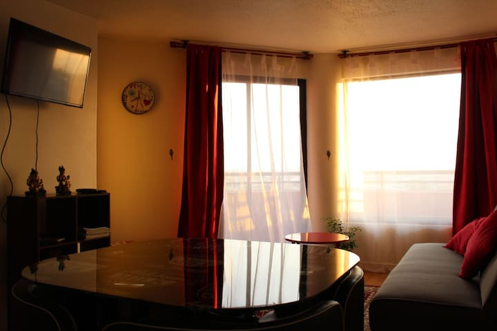 Apartment on Brasil/Yungay location