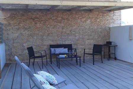 Estudio Sol con terraza