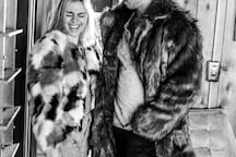 faux fur coats included with stay
