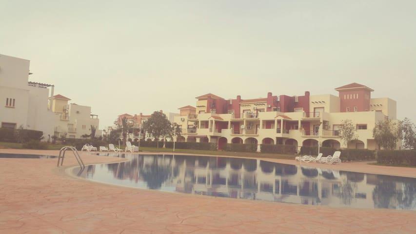 Appartement-piscine, Haut Standing, Marina-Saidia. - Saïdia - Appartement