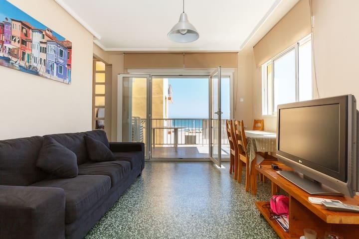 CULLERA - PRIMERA LINEA AL MAR - - Cullera - Apartment